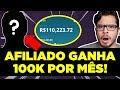 Hotmart e Monetizze: Como ele ganha mais de R$ 100 mil por mês na internet!