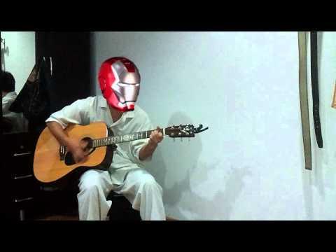 แสงสุดท้าย - Bodyslam Acoustic Cover by IRONMAN