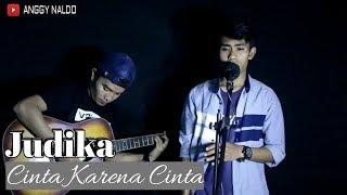 Judika - Cinta Karena Cinta   Aries Toteles ( Live Cover )