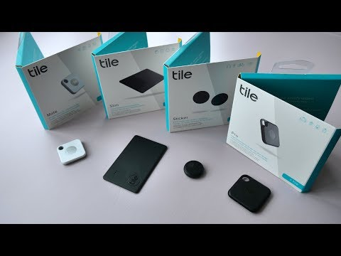tile new how it works 2020 youtube
