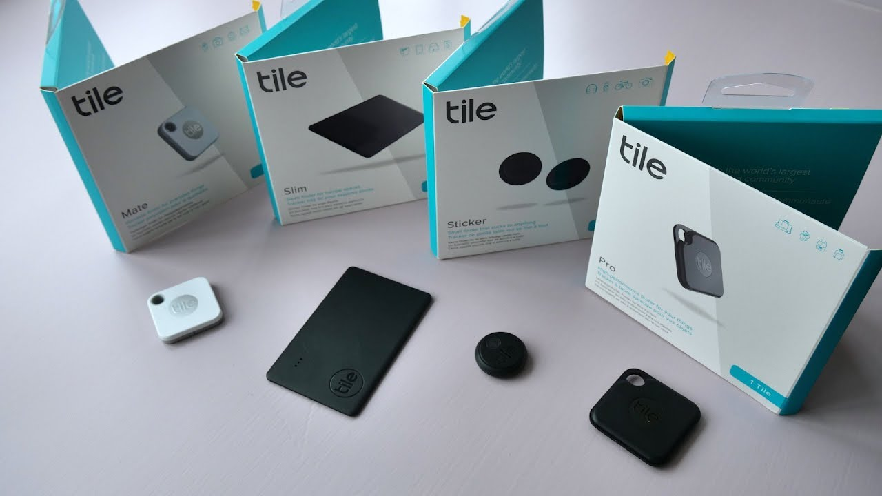 which tile bluetooth tracker is best pro vs mate vs slim vs sticker