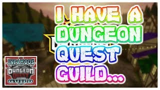 My Dungeon Quest Guild - Legendary Giveaways - Raids - World Records - Roblox