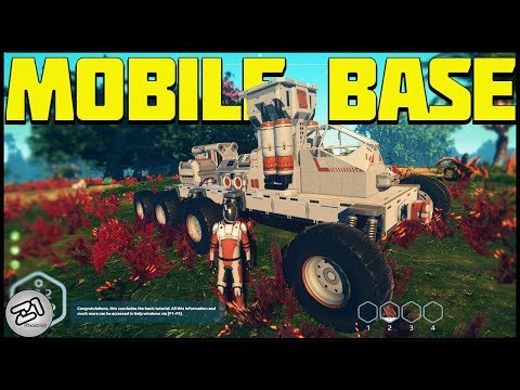 Beginner Mobile Base! Cobalt, Aluminum and Silver ! Lets Play Planet Nomads Gameplay | Z1 Gaming