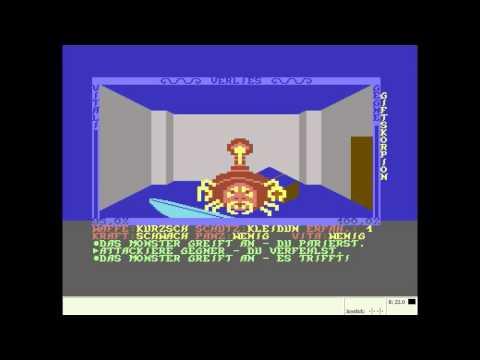 Let's Play Vintage - C64 - Verlies