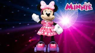 Minnie Super Roller-Skating Minnie from Just Play
