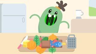 Fun Cooking Kids Games - Play Funny Dumb Ways JR Boffo's Breakfast Toddlers & Preschool