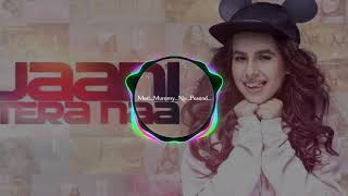 Meri Mummy Nu Pasand - Jaani Tera Naa || Sunanda Sharma || bass boosted song