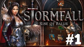 Let's Play Stormfall! Rise of Balur - Part 1