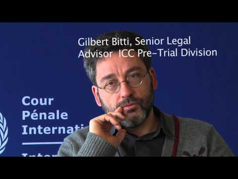 LAURENT GBAGBO & THE INTERNATIONAL CRIMINAL COURT