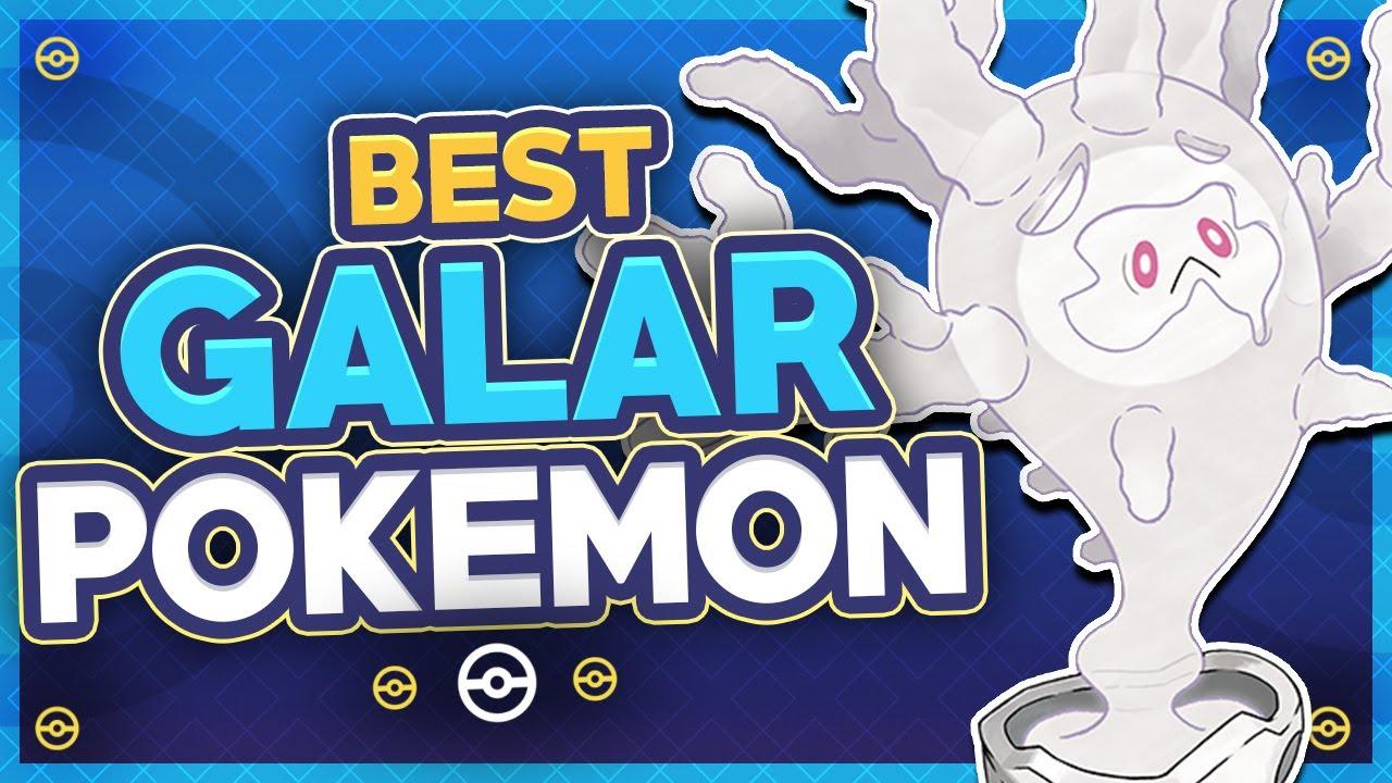 Top 5 BEST Galar Pokémon - Pokémon Sword and Shield