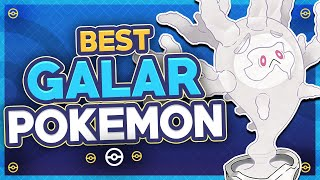 Top 5 BEST Galar Pokémon - Pokémon Sword and Shield