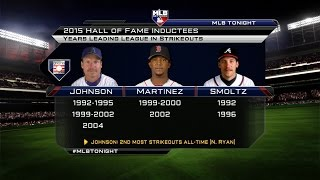 Pitching Their Way to the Hall of Fame for 2015