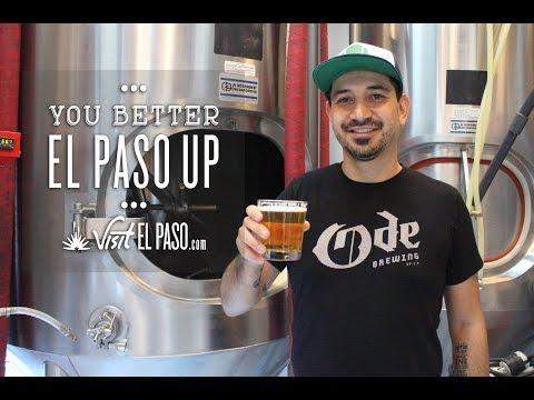 This Is How I 'El Paso Up' - Norbert Portillo