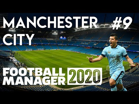Football Manager 2020 - Manchester City - Episode 9 - FM20 Beta