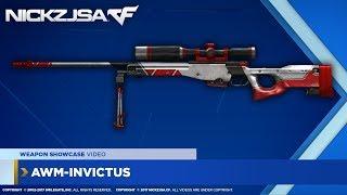 AWM-Invictus (Quick Weapon Showcase) | CROSSFIRE North America 2.0