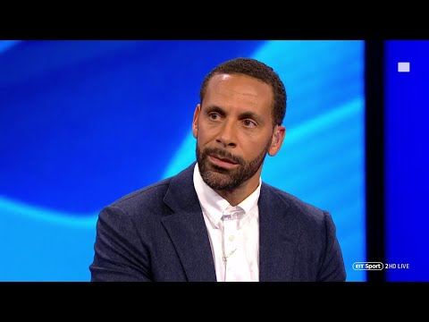 """I'm proud of Raheem Sterling."" Rio Ferdinand speaks out on racism in football"