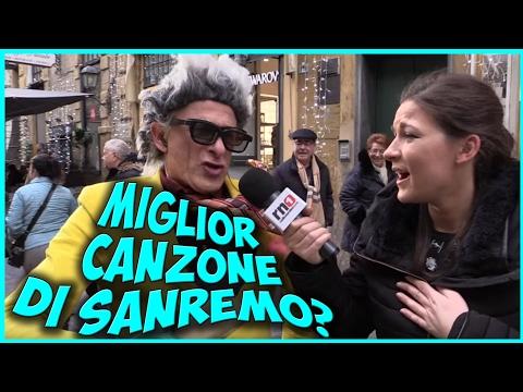 #Sanremo2017: qual è la tua canzone preferita?
