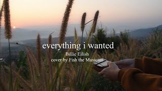 Download lagu Billie Eilish - everything i wanted(Kalimba cover & tutorial arranged by Fish the Musician)