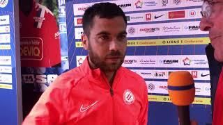 VIDEO: Téji Savanier après MHSC 3-0 TFC