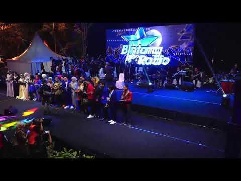 GRAND FINAL BINTANG RADIO INDONESIA 2019 - KOTA BATU, JAWA TIMUR