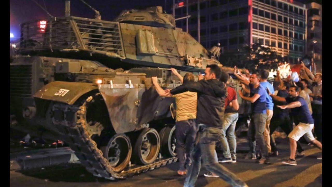 Turkey, Erdogon,Clinton involved in Gulen failed coup, 9/11
