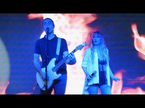 Jak And Freya - Everything Burns ( Anastacia Cover )