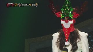 [King of masked singer] 복면가왕 - Christmas in July - You Are the One I Love 20150719