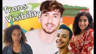 Being Transgender Around The World    Policies, Discrimination, and Celebration