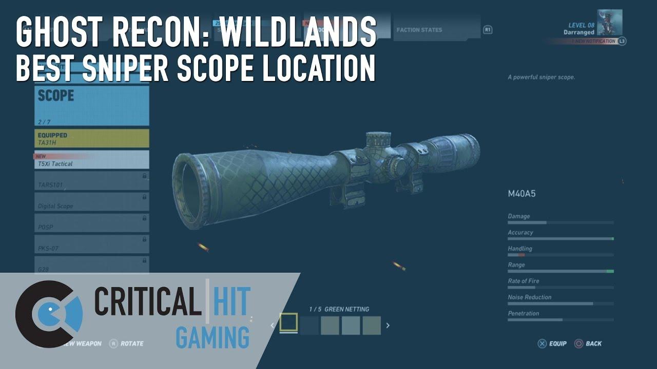 Wildlands T5xi Location