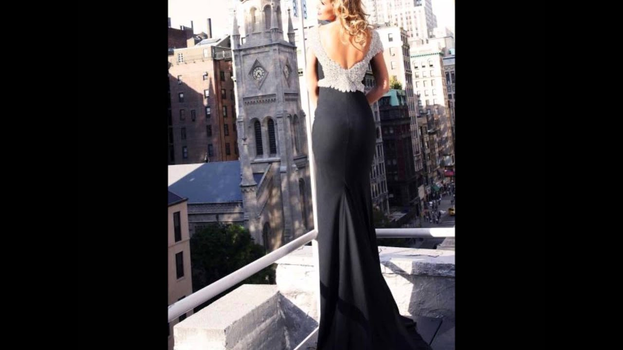 Tarik Ediz 92057 @ Prom Dress Shop from Prom Dress Shop - YouTube