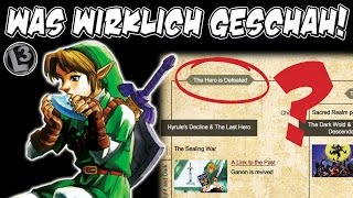 Zelda THEORIE - Downfall Timeline - Was wirklich geschah!