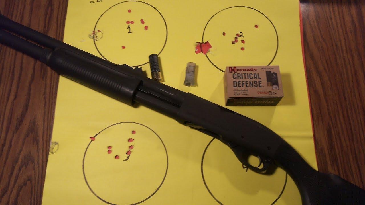 Hornady Critical Defense Buckshot