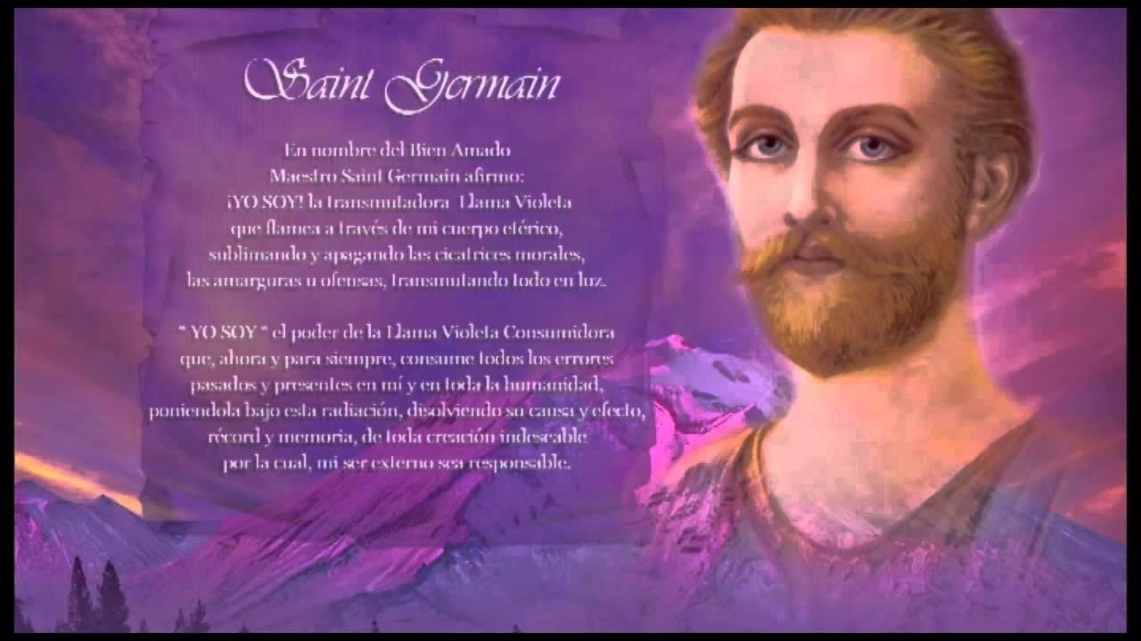 La llama violeta de saint germain youtube for La quincaillerie saint germain