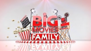 Promotional Package Big Movies Family - GlobalTV