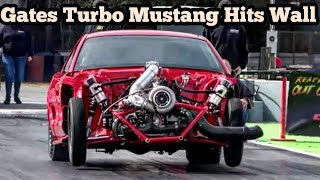 David Gates Turbo Hits Wall But Comes Back at Out of Time No Prep Series
