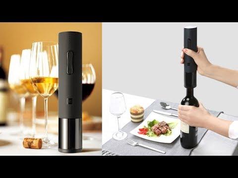 Original Xiaomi Mijia Huohou Automatic Wine Bottle Opener.(link In Description)