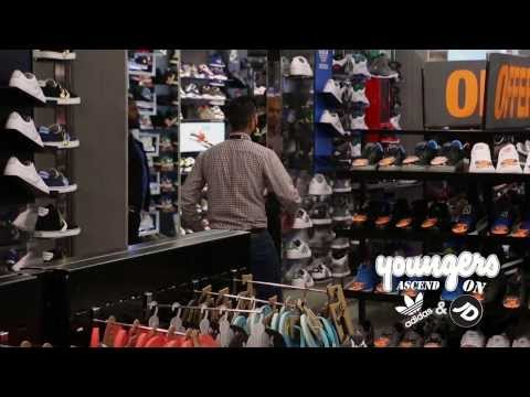 Youngers x Adidas x JD Sports | Link Up TV