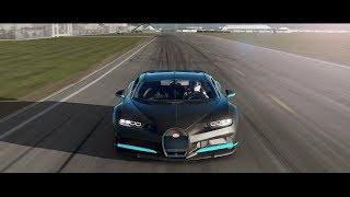Forza 7 - Bugatti Chiron - Top Gear Lap!