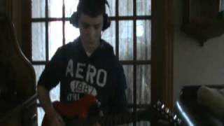 Face Down- Red Jumpsuit Apparatus instumental guitar cover