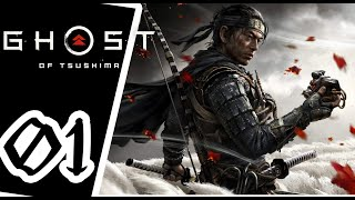 Ghost of Tsushima -  Gameplay Walkthrough Part 1 - PS4
