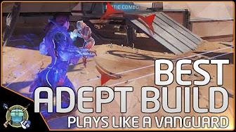 Mass Effect  Vanguard Build Insanity