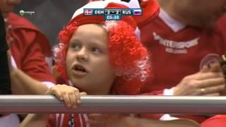 Гандбол Чемпионат Европы 2016 Россия - Дания (Handball Euro 2016 Russia Denmark)