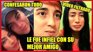 MAYITA LE FUE INFIEL A SU NOVIO ANTHONY SWAG *VIDEO FILTRADO*