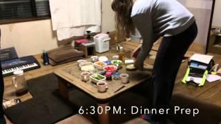 WWOOF Japan Kisarazu: Day schedule and food