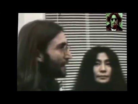 Любовные истории знаменитостей. Джон Леннон и Йоко Оно