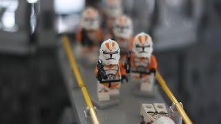Lego Clone Base on Cardia | Star Wars