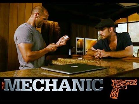 The Mechanic Movie Trailer [HD] - YouTube