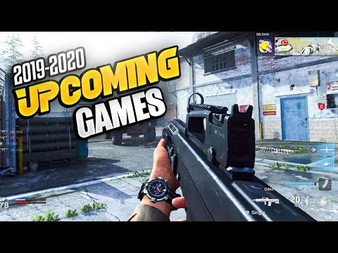 Top 10 New Upcoming Android Games 2019-2020