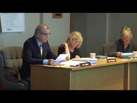 Santa Ynez Valley Union High School Board Meeting 6 25 19 Part 2of 2