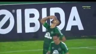 Video Gol Pertandingan Chapecoense-SC vs Bahia